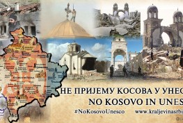 149 NO KOSOVO IN UNESCO