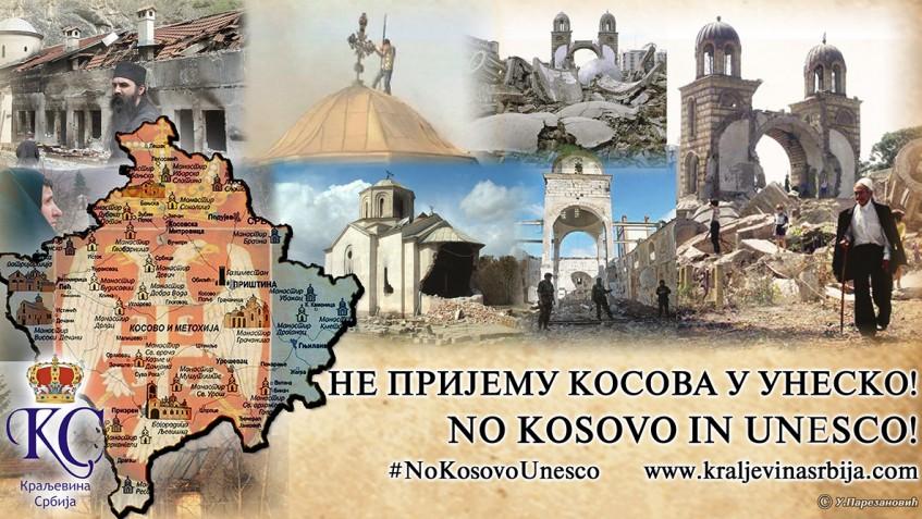 149 NO KOSOVO IN UNESCO