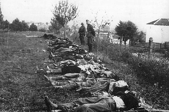 Poginuli borci Jeličkog četničkog odreda