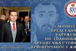 Predsednik 800 god