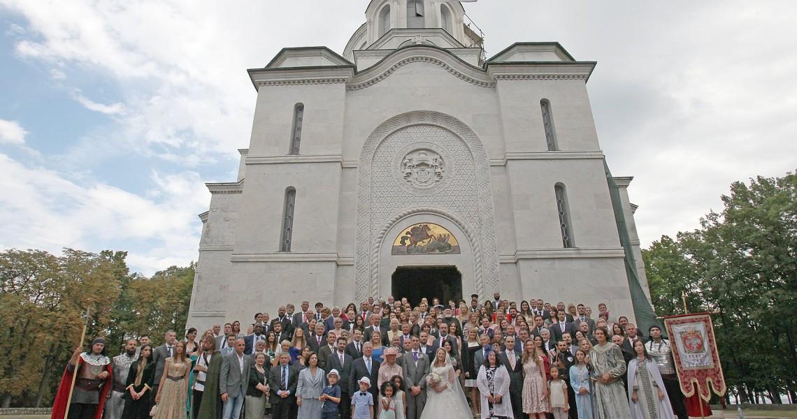 Kraljevsko vencanje