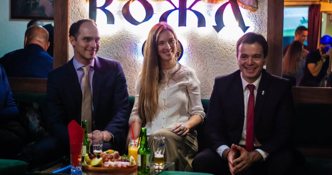 Centralna proslavaKraljevog rođendana u Nišu