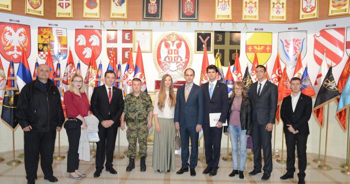 Централна прослава Краљевог рођендана у Нишу